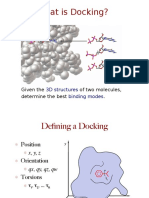 Autodock Scoring Function