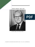 J. Irwin Miller (Cummins)