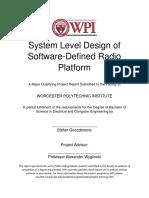 System Level Design of (dsrc).pdf
