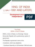 India in 2016