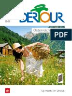 DERTOUR OesterreichSchweiz 2015 (1)