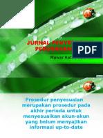 JURNAL PENYESUAIAN-1