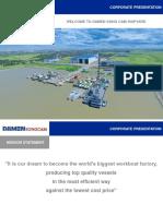 Corporate Presentation Damen Song Cam Shipyard 07 2016