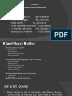 2. Classification of Marine Boiler
