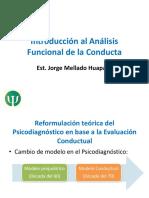 Introducción Al Análisis Funcional de La Conducta