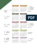 NMSC 10 11 School Calendar
