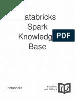 Databricks Spark Knowledge Base