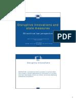 3. European Union - Disruptive Innovation
