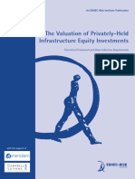 EDHEC Publication the Valuation of Privately Held