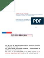NCh-2245-2015