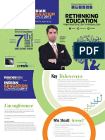 Education Conference Brochure 2017