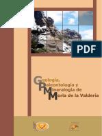 Geología, Paleontología y Mineralogía