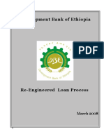 Final to Be Loan Process Document