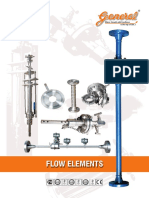 Flow Elements Brochure