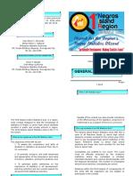 NIR SQ Bulletin No 1