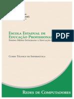 Informatica Redes de Computadores - Governo do Estado do Ceará