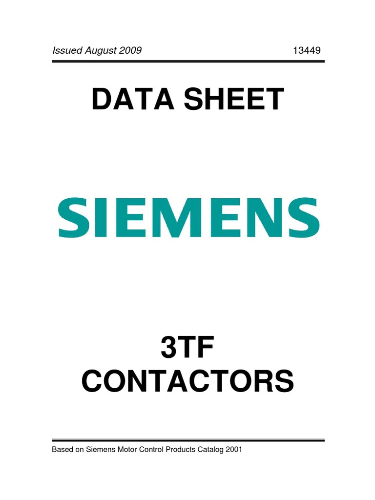 Siemens 3tf contactors alternating current mains electricity asfbconference2016 Choice Image
