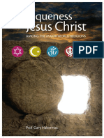 Gary Habermas-The Uniqueness of Jesus Christ Among the Major World Religions