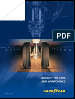 Aircraft Tire Care and Maintenance