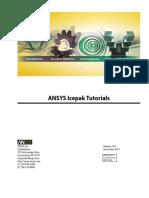 ANSYS Icepak Tutorials(1)