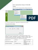 Instructivo Para La Generación de Txt Para CITI RG 3685