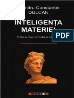 Dumitru Constantin Dulcan Inteligenta Materiei PDF.pdf