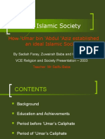 An Ideal Society Umar Ibn Abdul Aziz (1)
