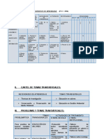 Cartel de Necesidades e Intereses de Aprendizaje