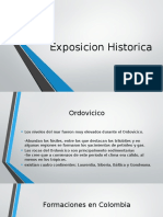 Exposicion de Historica