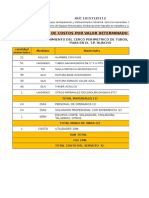 Estructura Costos Cercos Perimetricos Tp Supe Cochachin