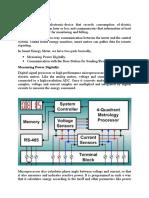 Smart Energy Meter Doc