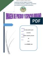 IMAGEN Y PREDIO URBANO