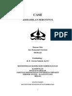 Documents.tips Case Kehamilan Serotinus