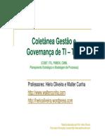 Coletânea Gestão e Governança de TI - TCU