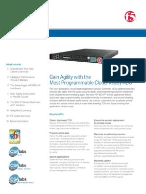 Big Ip Platforms Datasheet   Power Supply   Cloud Computing