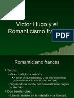 Víctor Hugo y el Romanticismo francés