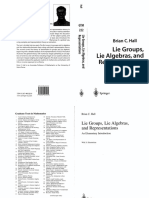 Libro_Algebra e Sue Rappresentazioni