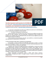 As questões mais importantes de Auditoria para ISO  9001 - Craig Cochran.pdf