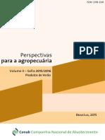 Perspectivas Agropecuaria 2015 2016