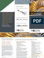 Dyrobes Brochure