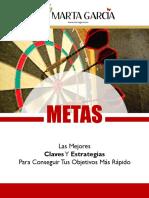 METAS (Un libro que cambiara tu vida)