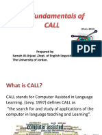 the fundamentals of call