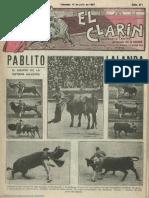 El Clarín (Valencia). 16-7-1927