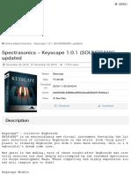 Spectrasonics – Keyscape 1.0.1 (SOUNDBANK) updated   Mac Torrent Download