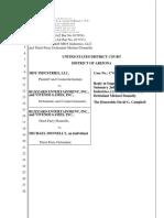 MDY Industries, LLC v. Blizzard Entertainment, Inc. et al - Document No. 69