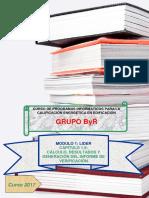 6 Modulo 1 Capitulo 1.6 Cálculo, Resultados y Generación Del Informe de Verificación