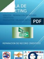 Mezcla de Marketing Revisada