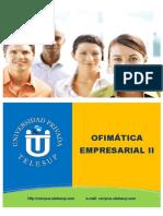 Ofimatica Empresarial II