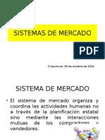 Sistemas de Mercado