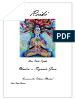 Usui Reiki Ryoho - Okuden - Segundo Grau - 2013 - N1